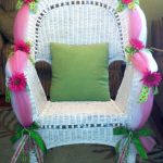 baby shower chair rental rocking chair